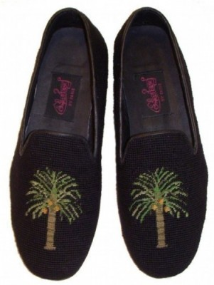 Nanx-013  Palm Tree Loafer for Men