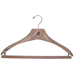 Premier Hanger  with Pant Bar