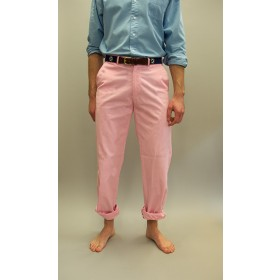 Harbor Pants Plain Pink