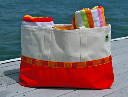 Staff Pick: Scott's Great Chebeague Tote Bag