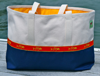 Staff Pick: Jim's Great Chebeague Tote Bag