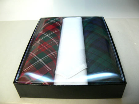 0606 - Assorted Tartans