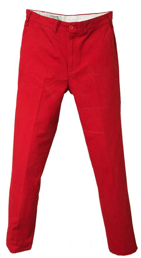 Weathered Red Harbor Pant Picture
