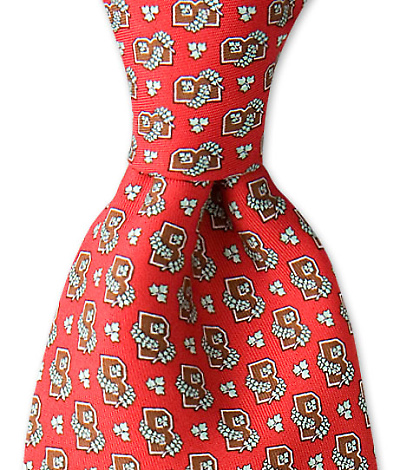 Brown University Ivy Tie
