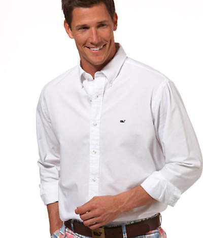 Classic Oxford Whale Shirt