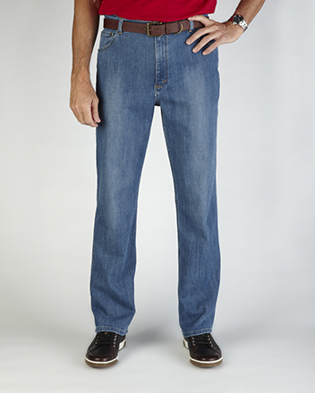 5-Pocket Brunswick Denim Jeans