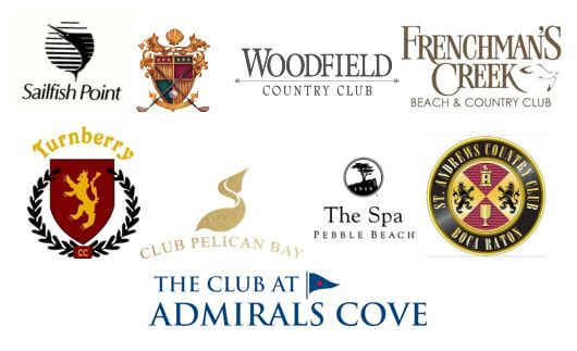 Image result for country club logos
