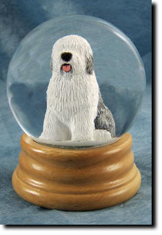 Adult Old English Sheepdog PRODUCT