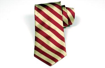 necktie wear gear men's clothing striped bold seminole renegade sharp club