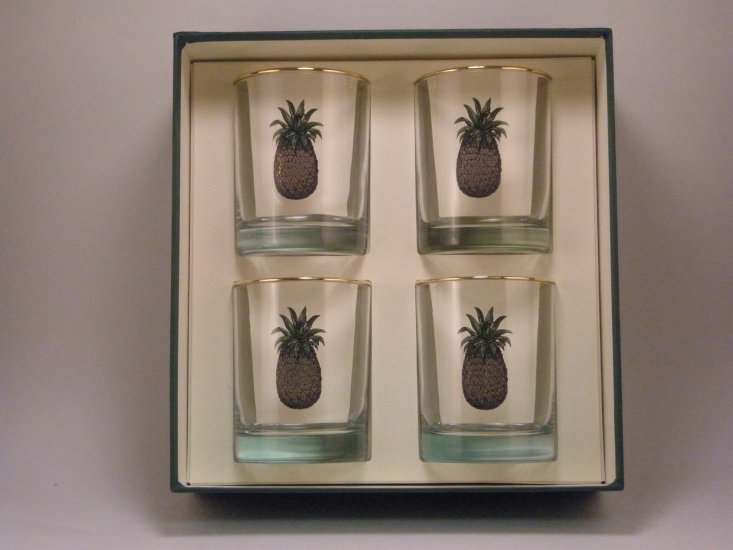 Pineapple, Double Old Fashioned, gift boxed