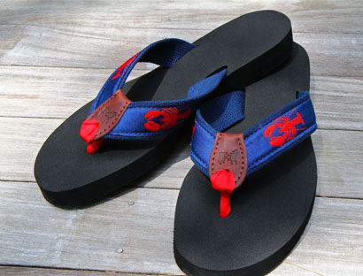 Staff Pick: Jim's Flip Flops
