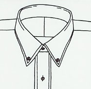 button down collar.jpg (15424 bytes)