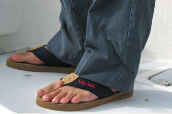 Image of Sail Locker Sandals